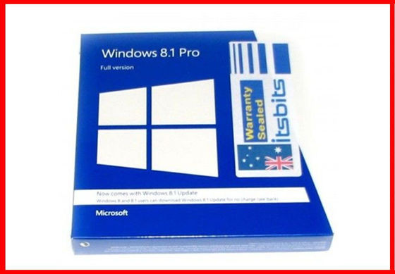 Chiny Multi Language Aktywuj system Windows 8.1 Product Key Code OEM Pack Genuine dostawca